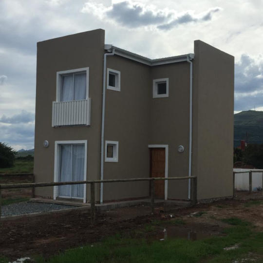 Two bedroom house at South Street Village, Queenstown, available for R650,000.
